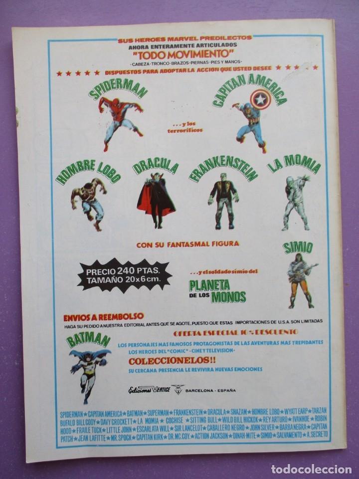 Cómics: SPIDERMAN VERTICE VOLUMEN 3 ¡¡¡¡ MUY BUEN ESTADO !!!! COLECCION COMPLETA - Foto 14 - 172252612