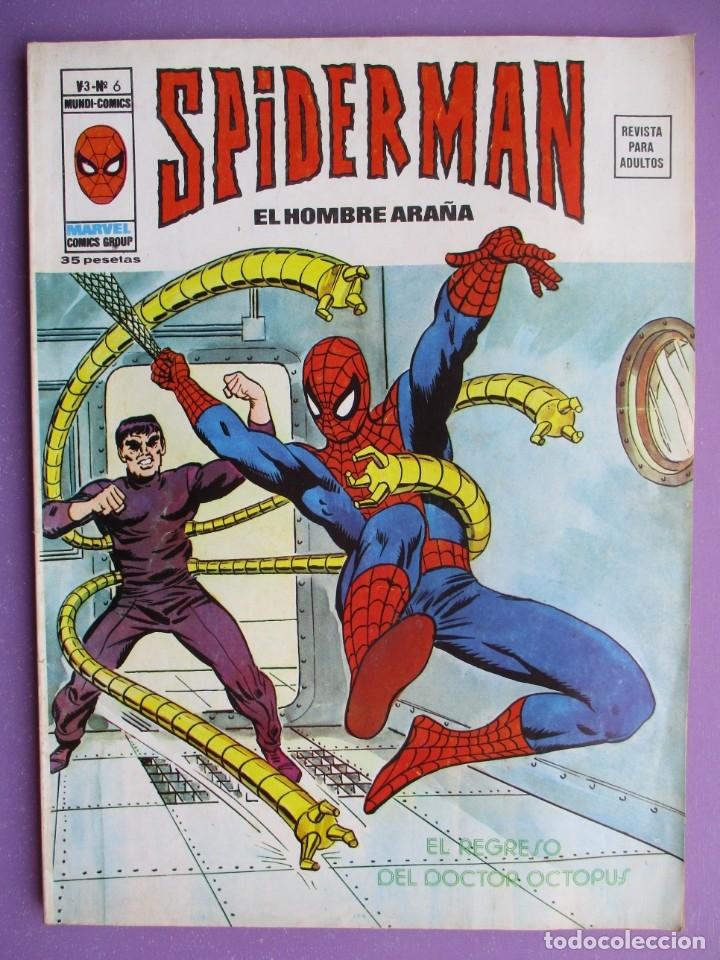 Cómics: SPIDERMAN VERTICE VOLUMEN 3 ¡¡¡¡ MUY BUEN ESTADO !!!! COLECCION COMPLETA - Foto 15 - 172252612