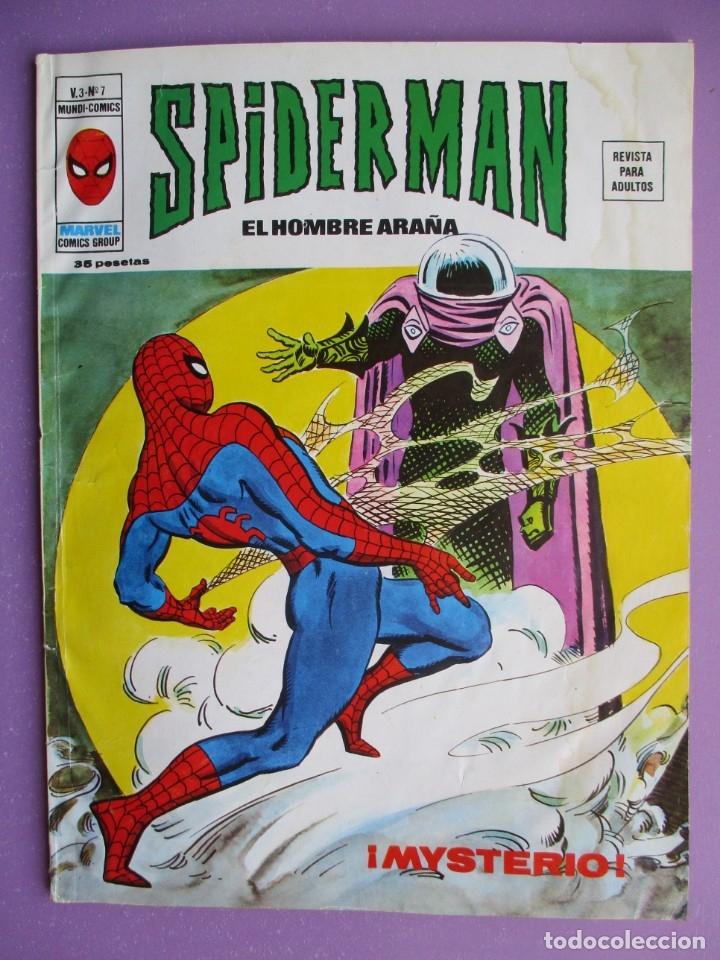 Cómics: SPIDERMAN VERTICE VOLUMEN 3 ¡¡¡¡ MUY BUEN ESTADO !!!! COLECCION COMPLETA - Foto 17 - 172252612