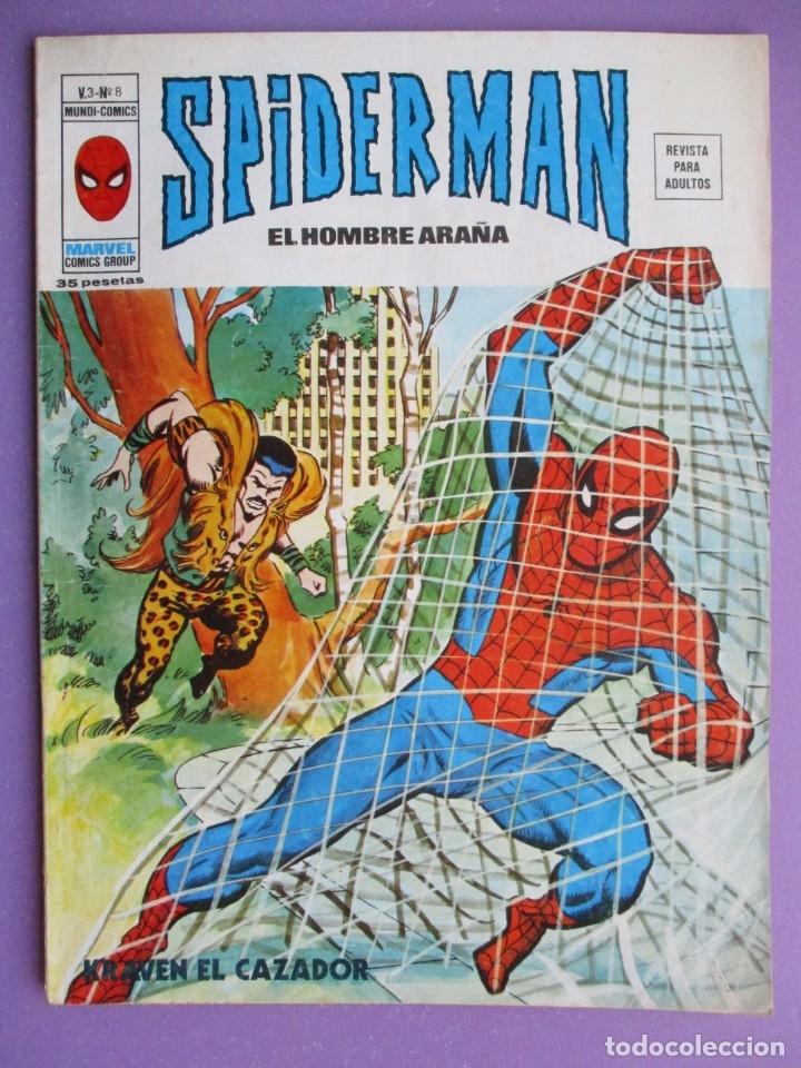 Cómics: SPIDERMAN VERTICE VOLUMEN 3 ¡¡¡¡ MUY BUEN ESTADO !!!! COLECCION COMPLETA - Foto 19 - 172252612