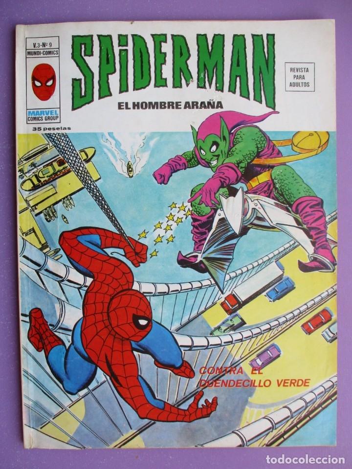 Cómics: SPIDERMAN VERTICE VOLUMEN 3 ¡¡¡¡ MUY BUEN ESTADO !!!! COLECCION COMPLETA - Foto 21 - 172252612