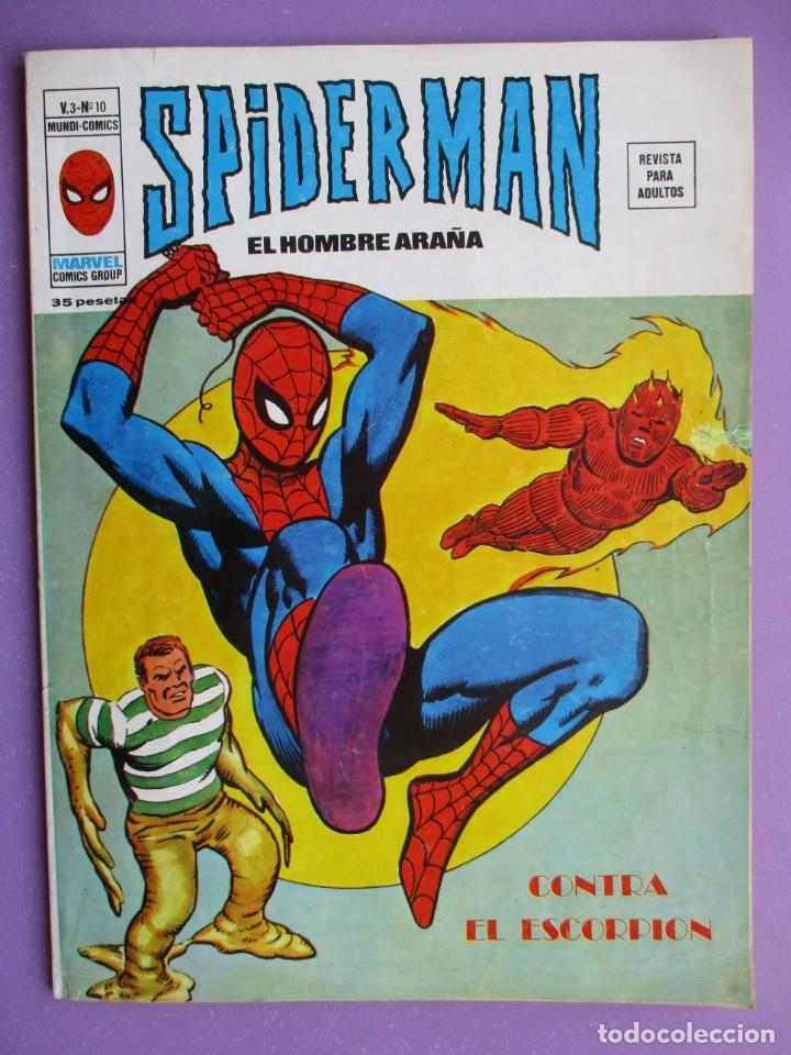 Cómics: SPIDERMAN VERTICE VOLUMEN 3 ¡¡¡¡ MUY BUEN ESTADO !!!! COLECCION COMPLETA - Foto 23 - 172252612