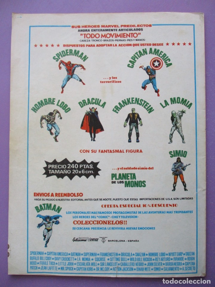 Cómics: SPIDERMAN VERTICE VOLUMEN 3 ¡¡¡¡ MUY BUEN ESTADO !!!! COLECCION COMPLETA - Foto 24 - 172252612