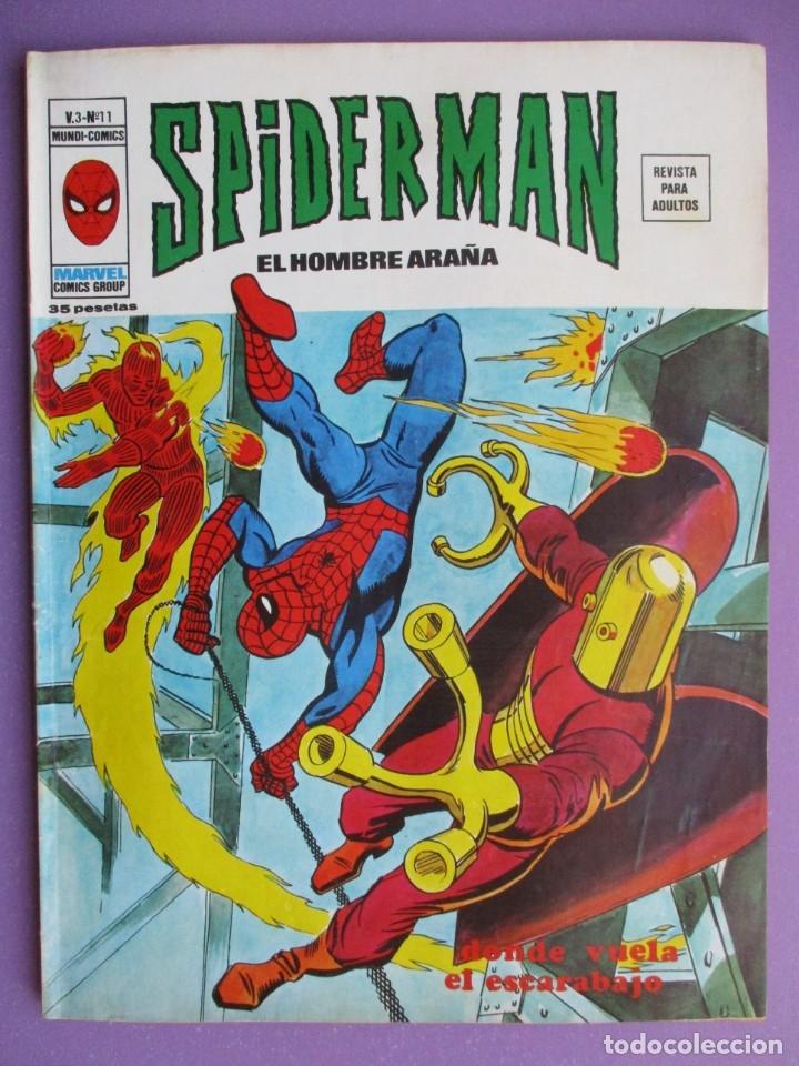 Cómics: SPIDERMAN VERTICE VOLUMEN 3 ¡¡¡¡ MUY BUEN ESTADO !!!! COLECCION COMPLETA - Foto 26 - 172252612