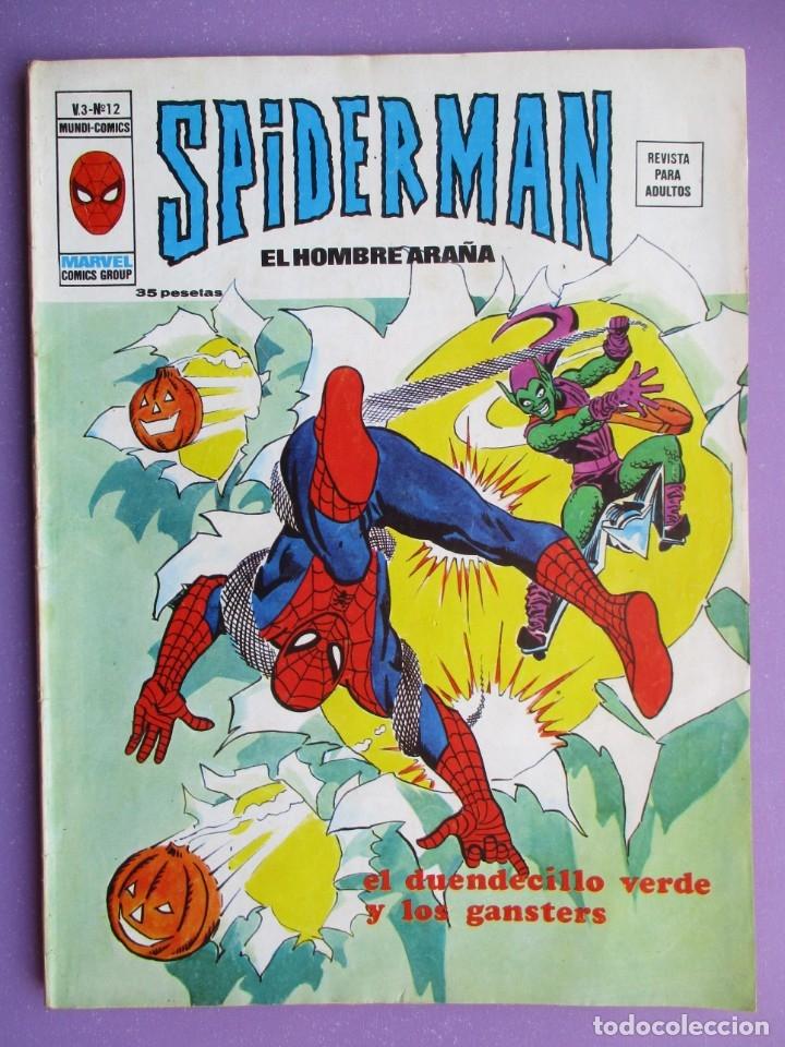 Cómics: SPIDERMAN VERTICE VOLUMEN 3 ¡¡¡¡ MUY BUEN ESTADO !!!! COLECCION COMPLETA - Foto 28 - 172252612