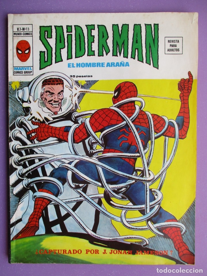Cómics: SPIDERMAN VERTICE VOLUMEN 3 ¡¡¡¡ MUY BUEN ESTADO !!!! COLECCION COMPLETA - Foto 30 - 172252612