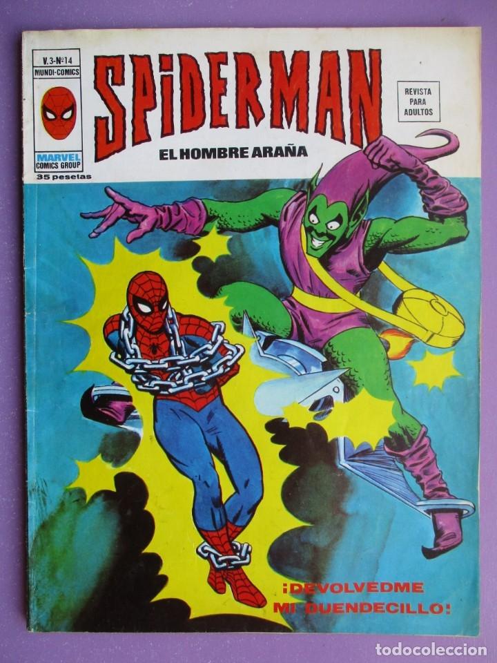 Cómics: SPIDERMAN VERTICE VOLUMEN 3 ¡¡¡¡ MUY BUEN ESTADO !!!! COLECCION COMPLETA - Foto 32 - 172252612