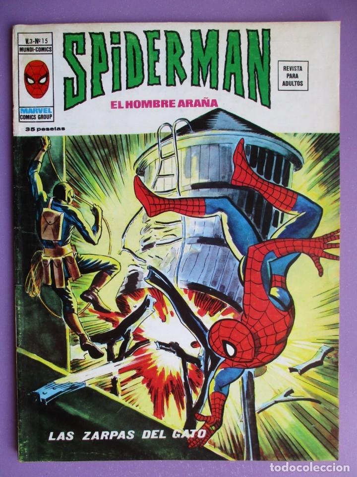 Cómics: SPIDERMAN VERTICE VOLUMEN 3 ¡¡¡¡ MUY BUEN ESTADO !!!! COLECCION COMPLETA - Foto 34 - 172252612