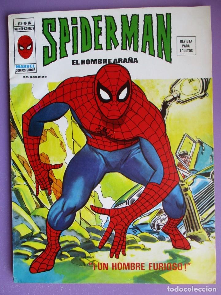 Cómics: SPIDERMAN VERTICE VOLUMEN 3 ¡¡¡¡ MUY BUEN ESTADO !!!! COLECCION COMPLETA - Foto 36 - 172252612