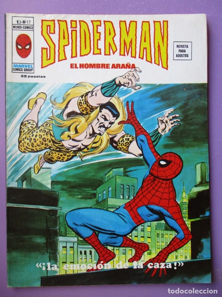 Cómics: SPIDERMAN VERTICE VOLUMEN 3 ¡¡¡¡ MUY BUEN ESTADO !!!! COLECCION COMPLETA - Foto 38 - 172252612