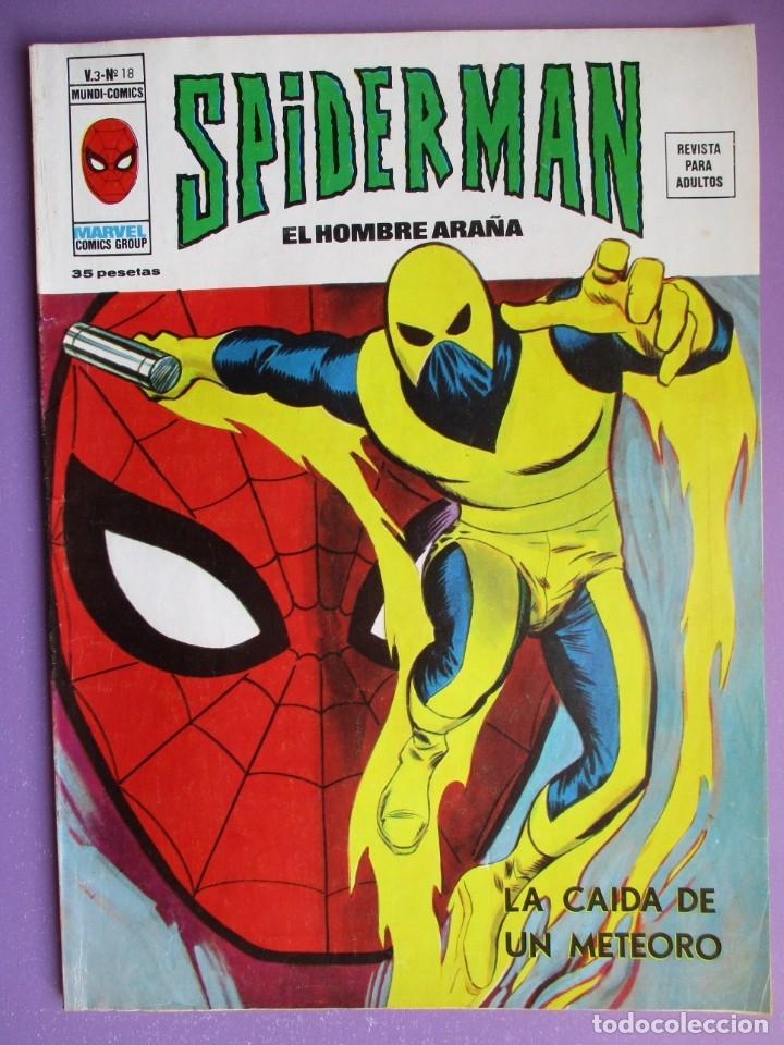 Cómics: SPIDERMAN VERTICE VOLUMEN 3 ¡¡¡¡ MUY BUEN ESTADO !!!! COLECCION COMPLETA - Foto 40 - 172252612