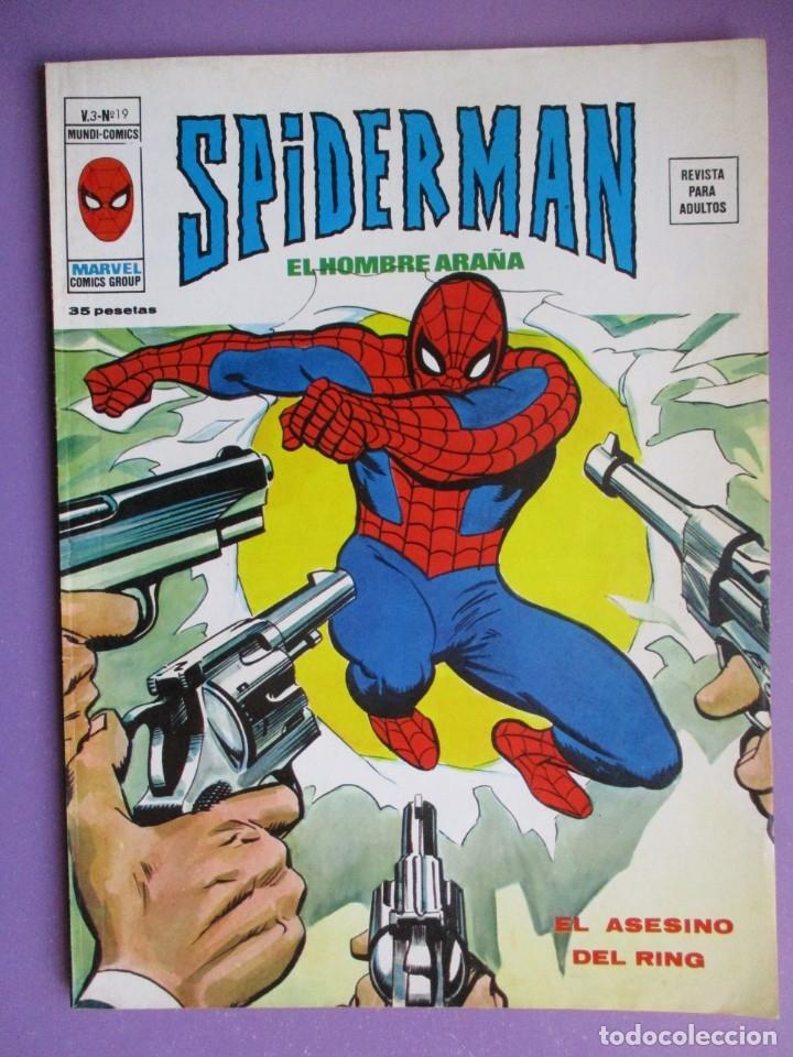 Cómics: SPIDERMAN VERTICE VOLUMEN 3 ¡¡¡¡ MUY BUEN ESTADO !!!! COLECCION COMPLETA - Foto 42 - 172252612