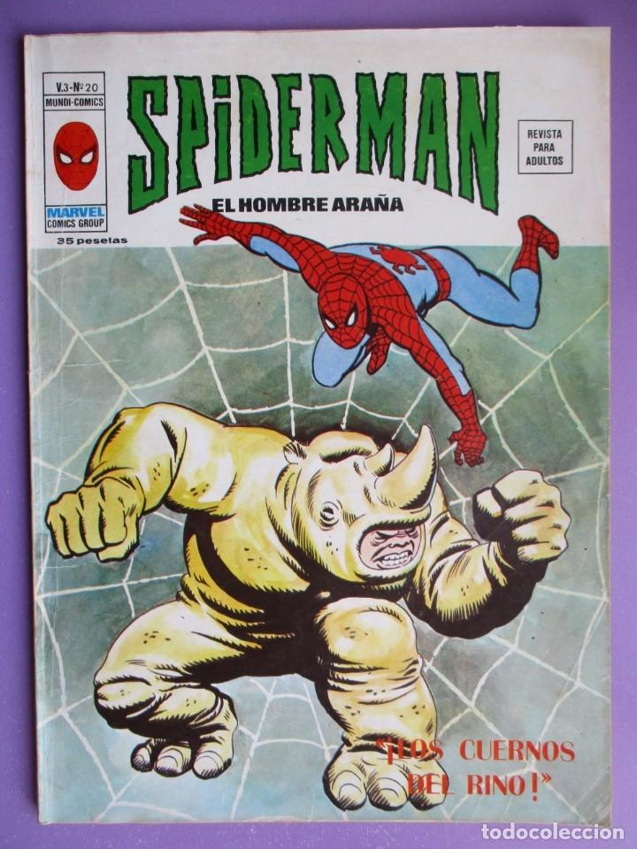 Cómics: SPIDERMAN VERTICE VOLUMEN 3 ¡¡¡¡ MUY BUEN ESTADO !!!! COLECCION COMPLETA - Foto 44 - 172252612