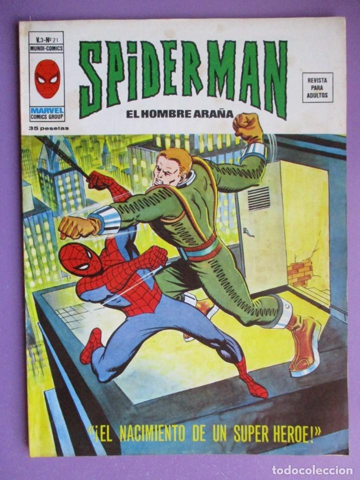 Cómics: SPIDERMAN VERTICE VOLUMEN 3 ¡¡¡¡ MUY BUEN ESTADO !!!! COLECCION COMPLETA - Foto 46 - 172252612