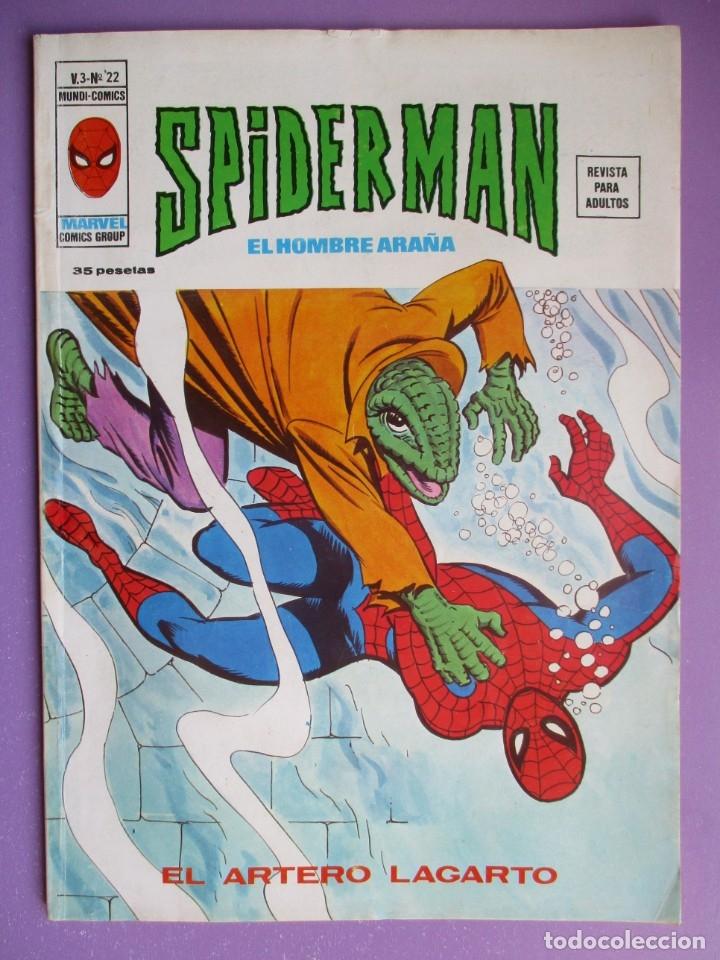 Cómics: SPIDERMAN VERTICE VOLUMEN 3 ¡¡¡¡ MUY BUEN ESTADO !!!! COLECCION COMPLETA - Foto 48 - 172252612