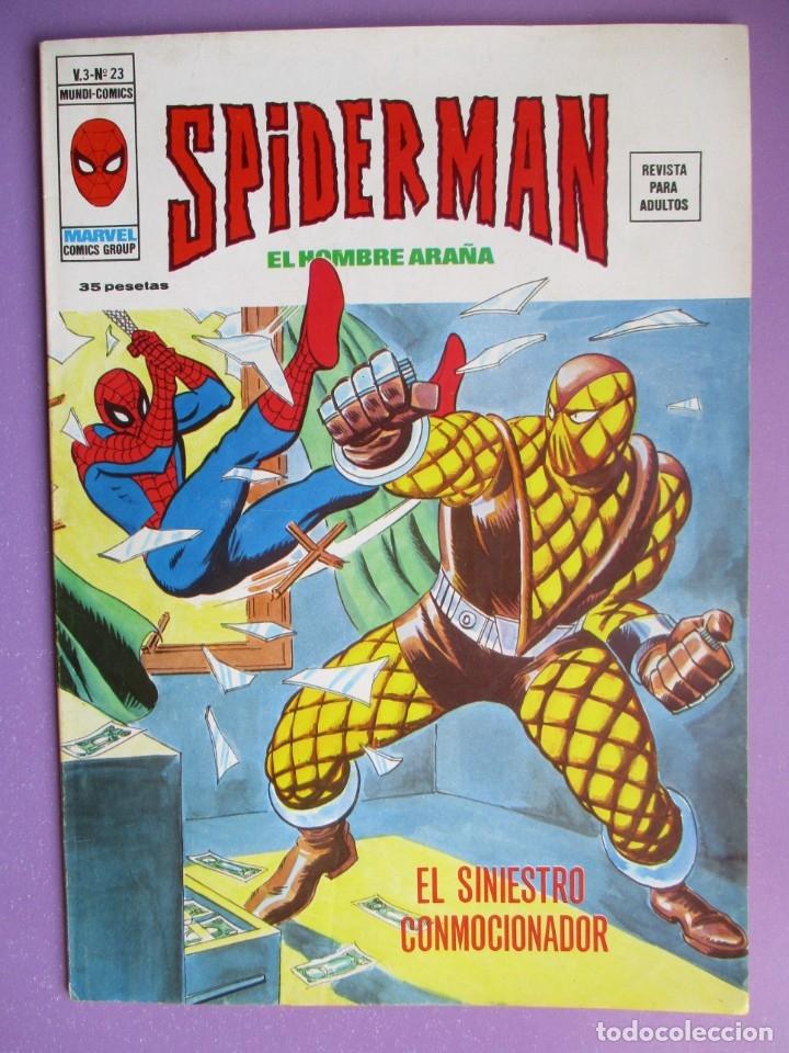Cómics: SPIDERMAN VERTICE VOLUMEN 3 ¡¡¡¡ MUY BUEN ESTADO !!!! COLECCION COMPLETA - Foto 50 - 172252612