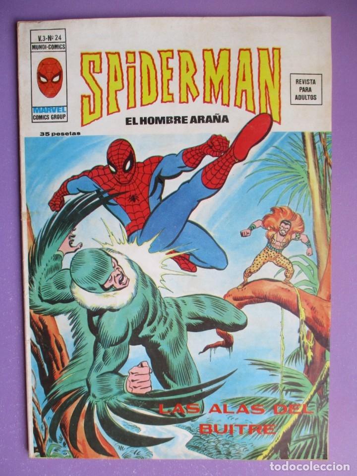 Cómics: SPIDERMAN VERTICE VOLUMEN 3 ¡¡¡¡ MUY BUEN ESTADO !!!! COLECCION COMPLETA - Foto 52 - 172252612