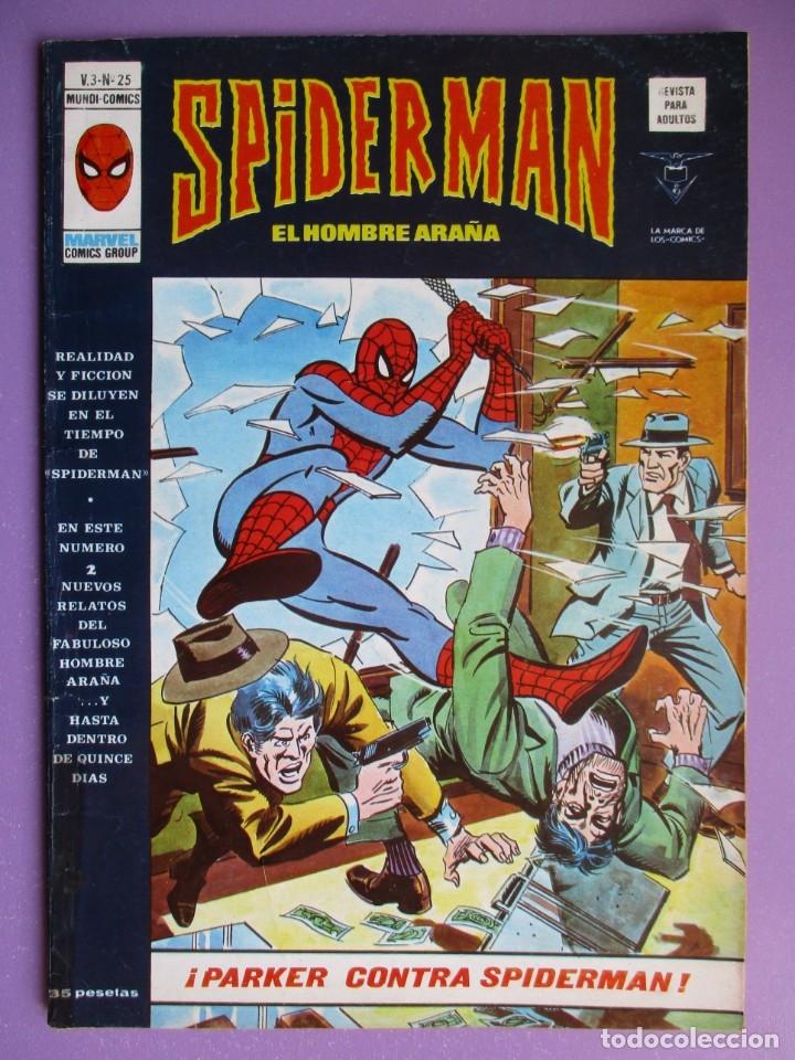 Cómics: SPIDERMAN VERTICE VOLUMEN 3 ¡¡¡¡ MUY BUEN ESTADO !!!! COLECCION COMPLETA - Foto 54 - 172252612