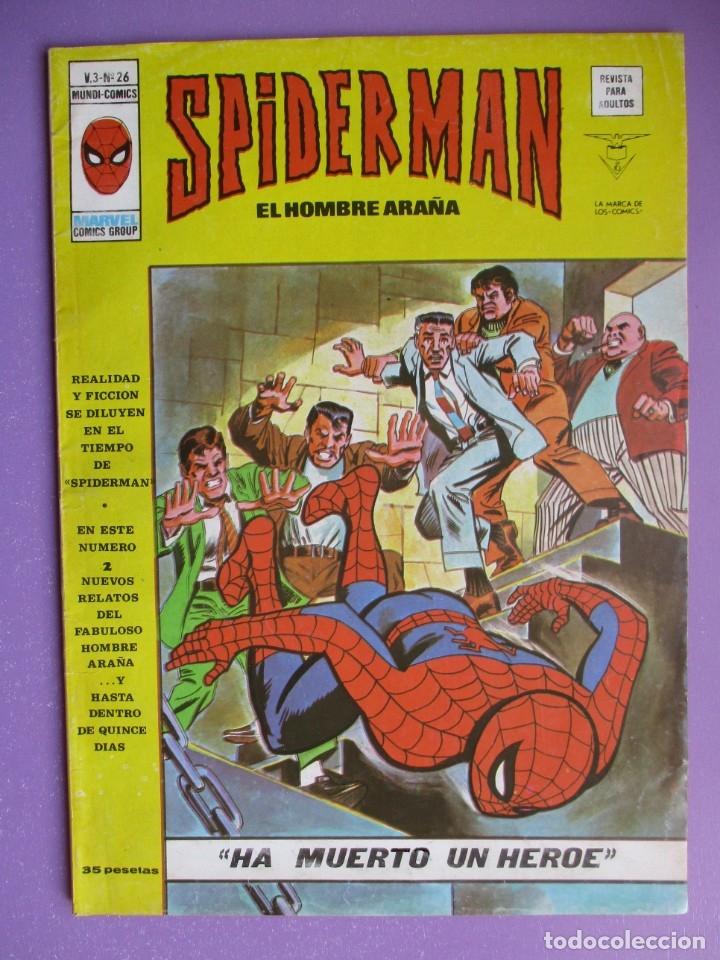 Cómics: SPIDERMAN VERTICE VOLUMEN 3 ¡¡¡¡ MUY BUEN ESTADO !!!! COLECCION COMPLETA - Foto 56 - 172252612