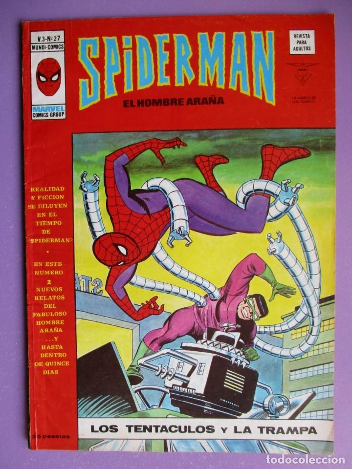 Cómics: SPIDERMAN VERTICE VOLUMEN 3 ¡¡¡¡ MUY BUEN ESTADO !!!! COLECCION COMPLETA - Foto 58 - 172252612