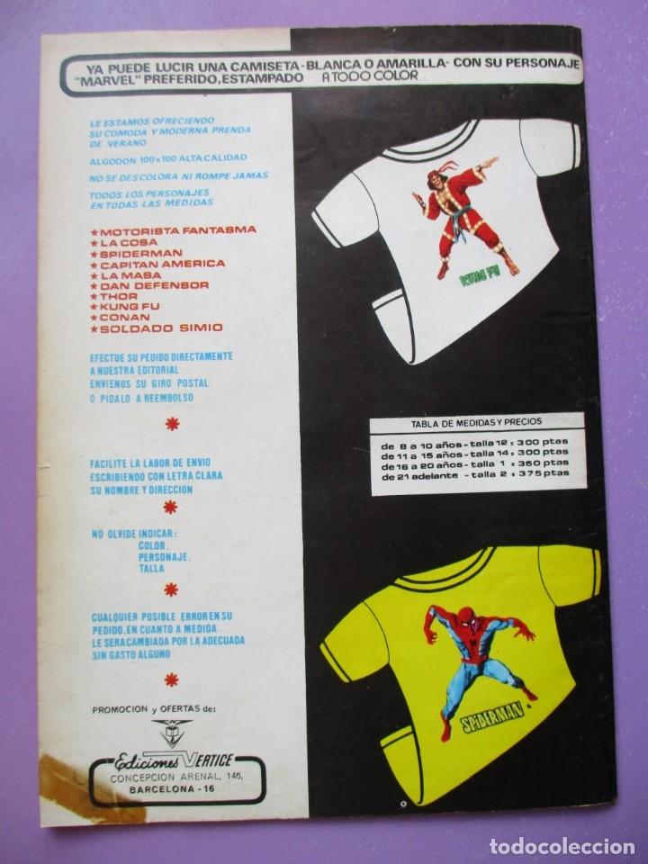 Cómics: SPIDERMAN VERTICE VOLUMEN 3 ¡¡¡¡ MUY BUEN ESTADO !!!! COLECCION COMPLETA - Foto 59 - 172252612