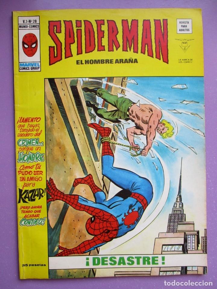 Cómics: SPIDERMAN VERTICE VOLUMEN 3 ¡¡¡¡ MUY BUEN ESTADO !!!! COLECCION COMPLETA - Foto 61 - 172252612
