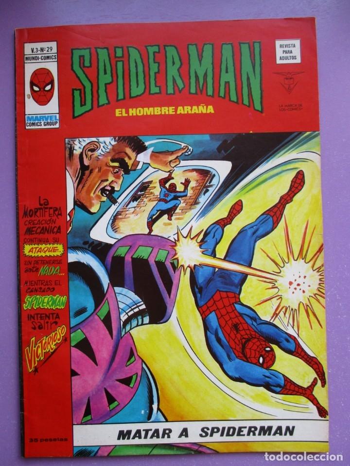 Cómics: SPIDERMAN VERTICE VOLUMEN 3 ¡¡¡¡ MUY BUEN ESTADO !!!! COLECCION COMPLETA - Foto 63 - 172252612