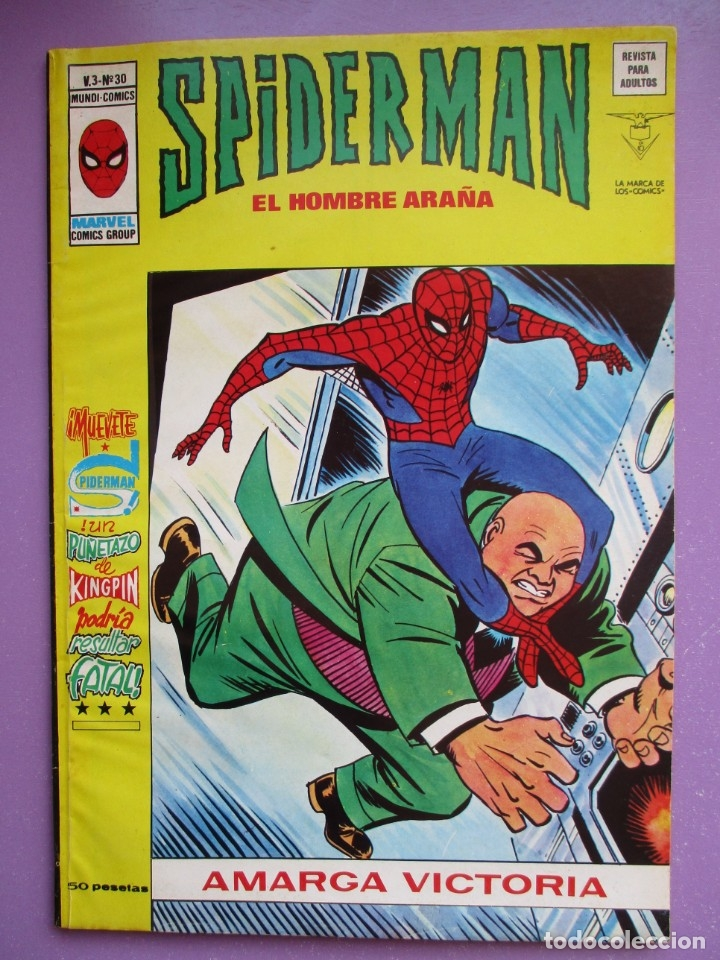 Cómics: SPIDERMAN VERTICE VOLUMEN 3 ¡¡¡¡ MUY BUEN ESTADO !!!! COLECCION COMPLETA - Foto 65 - 172252612