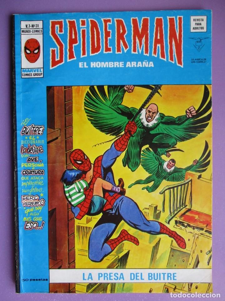 Cómics: SPIDERMAN VERTICE VOLUMEN 3 ¡¡¡¡ MUY BUEN ESTADO !!!! COLECCION COMPLETA - Foto 67 - 172252612