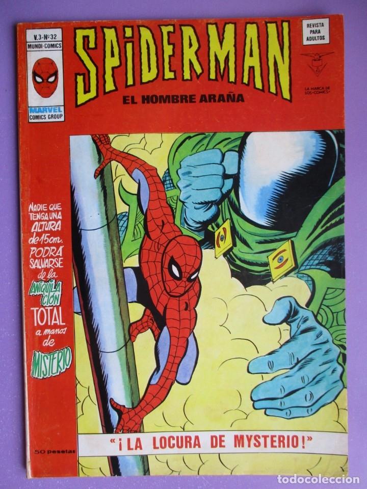 Cómics: SPIDERMAN VERTICE VOLUMEN 3 ¡¡¡¡ MUY BUEN ESTADO !!!! COLECCION COMPLETA - Foto 69 - 172252612