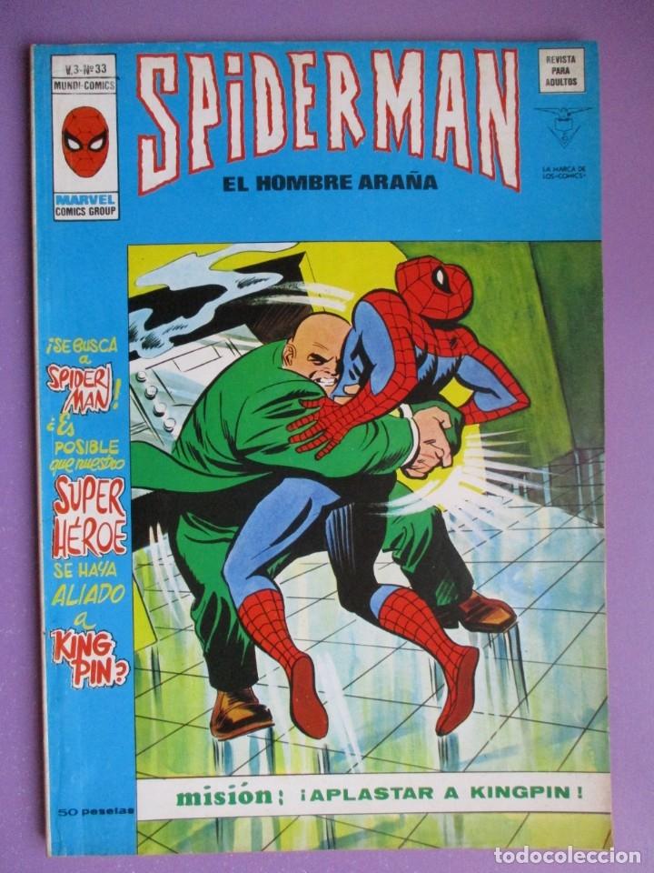 Cómics: SPIDERMAN VERTICE VOLUMEN 3 ¡¡¡¡ MUY BUEN ESTADO !!!! COLECCION COMPLETA - Foto 71 - 172252612