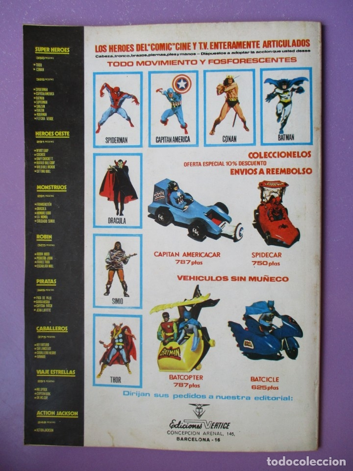Cómics: SPIDERMAN VERTICE VOLUMEN 3 ¡¡¡¡ MUY BUEN ESTADO !!!! COLECCION COMPLETA - Foto 72 - 172252612