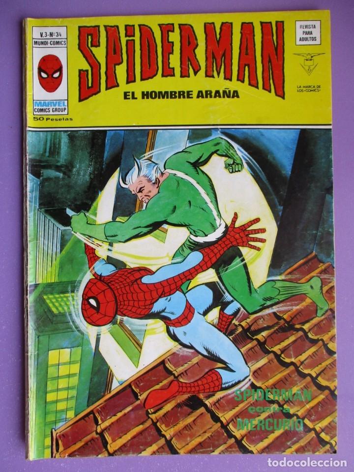 Cómics: SPIDERMAN VERTICE VOLUMEN 3 ¡¡¡¡ MUY BUEN ESTADO !!!! COLECCION COMPLETA - Foto 73 - 172252612