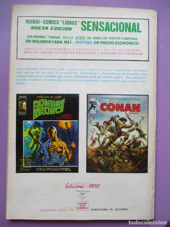 Cómics: SPIDERMAN VERTICE VOLUMEN 3 ¡¡¡¡ MUY BUEN ESTADO !!!! COLECCION COMPLETA - Foto 74 - 172252612