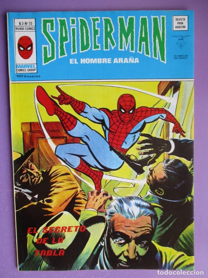 Cómics: SPIDERMAN VERTICE VOLUMEN 3 ¡¡¡¡ MUY BUEN ESTADO !!!! COLECCION COMPLETA - Foto 75 - 172252612