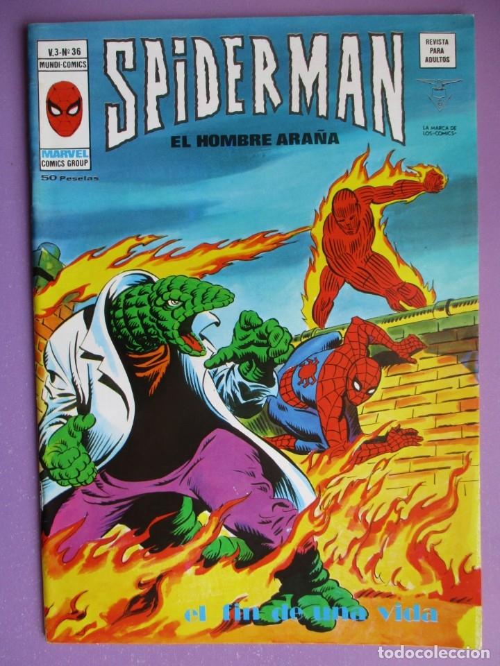 Cómics: SPIDERMAN VERTICE VOLUMEN 3 ¡¡¡¡ MUY BUEN ESTADO !!!! COLECCION COMPLETA - Foto 77 - 172252612
