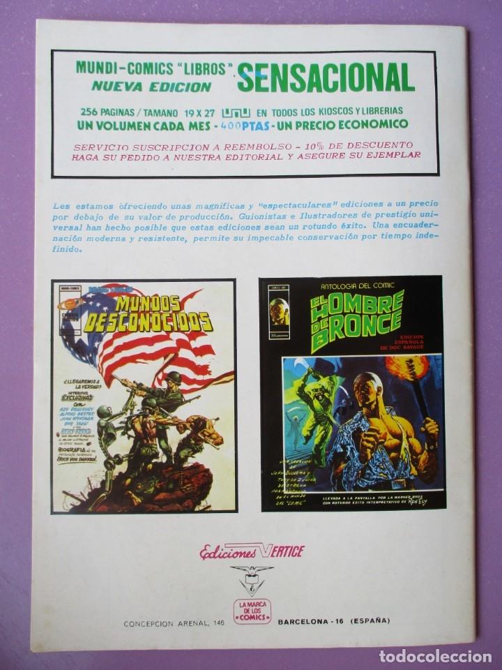 Cómics: SPIDERMAN VERTICE VOLUMEN 3 ¡¡¡¡ MUY BUEN ESTADO !!!! COLECCION COMPLETA - Foto 78 - 172252612