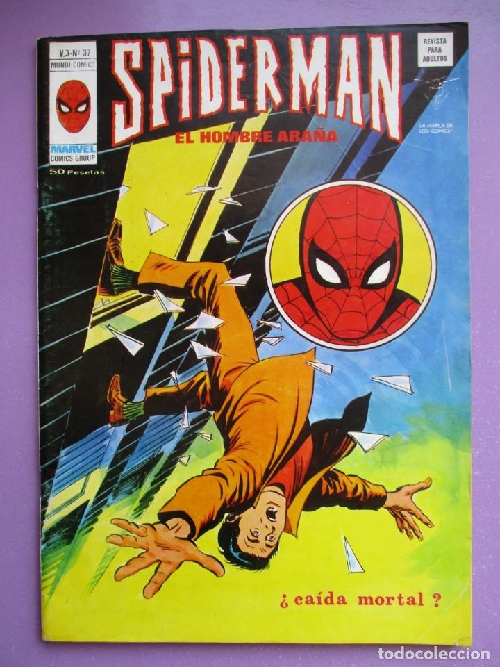 Cómics: SPIDERMAN VERTICE VOLUMEN 3 ¡¡¡¡ MUY BUEN ESTADO !!!! COLECCION COMPLETA - Foto 79 - 172252612