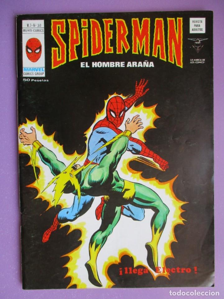 Cómics: SPIDERMAN VERTICE VOLUMEN 3 ¡¡¡¡ MUY BUEN ESTADO !!!! COLECCION COMPLETA - Foto 81 - 172252612