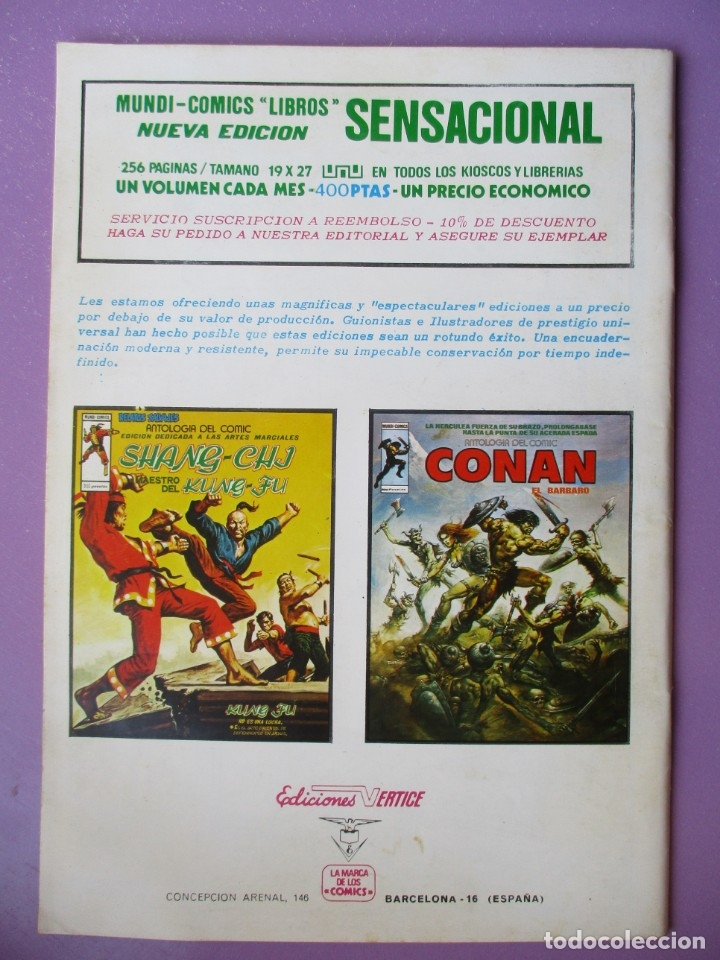 Cómics: SPIDERMAN VERTICE VOLUMEN 3 ¡¡¡¡ MUY BUEN ESTADO !!!! COLECCION COMPLETA - Foto 82 - 172252612