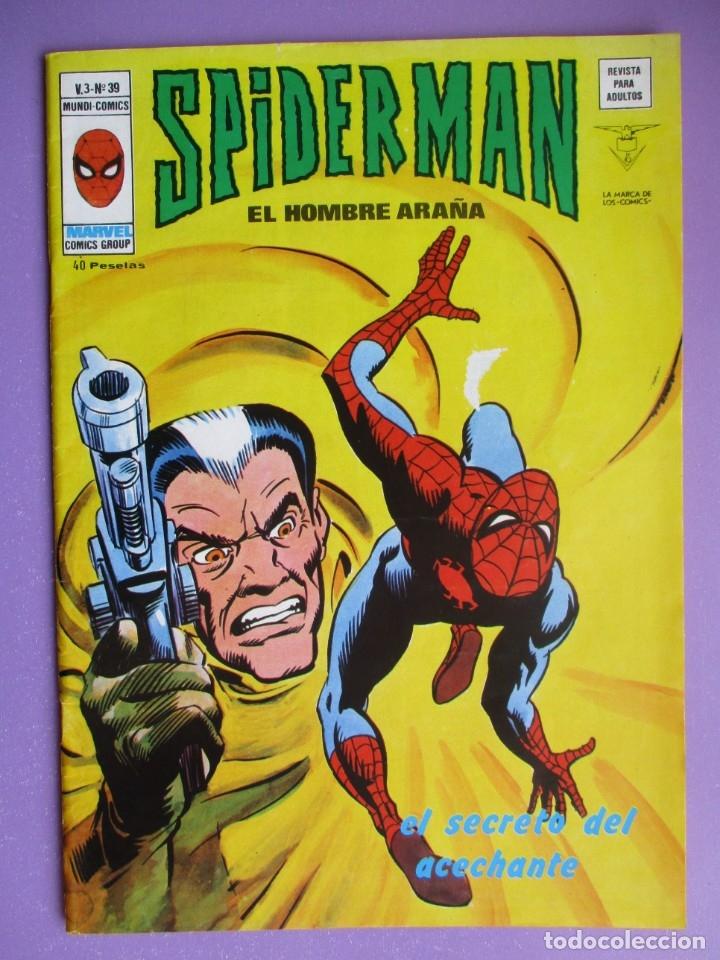 Cómics: SPIDERMAN VERTICE VOLUMEN 3 ¡¡¡¡ MUY BUEN ESTADO !!!! COLECCION COMPLETA - Foto 83 - 172252612