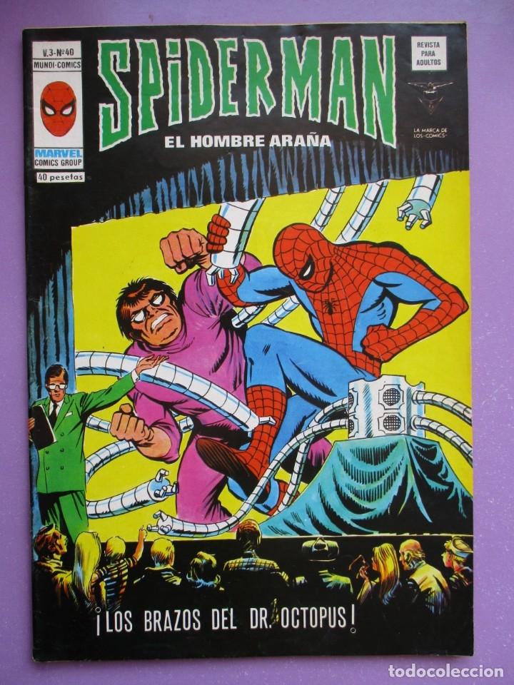 Cómics: SPIDERMAN VERTICE VOLUMEN 3 ¡¡¡¡ MUY BUEN ESTADO !!!! COLECCION COMPLETA - Foto 86 - 172252612