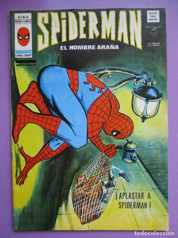 Cómics: SPIDERMAN VERTICE VOLUMEN 3 ¡¡¡¡ MUY BUEN ESTADO !!!! COLECCION COMPLETA - Foto 88 - 172252612
