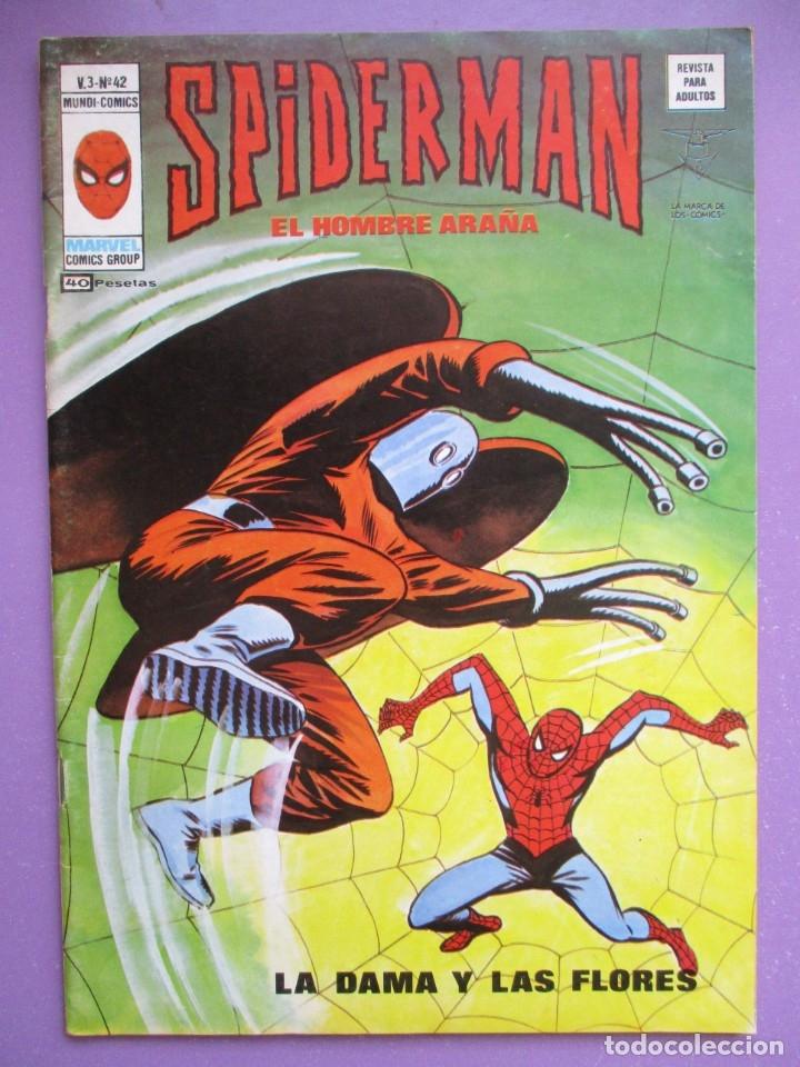 Cómics: SPIDERMAN VERTICE VOLUMEN 3 ¡¡¡¡ MUY BUEN ESTADO !!!! COLECCION COMPLETA - Foto 90 - 172252612