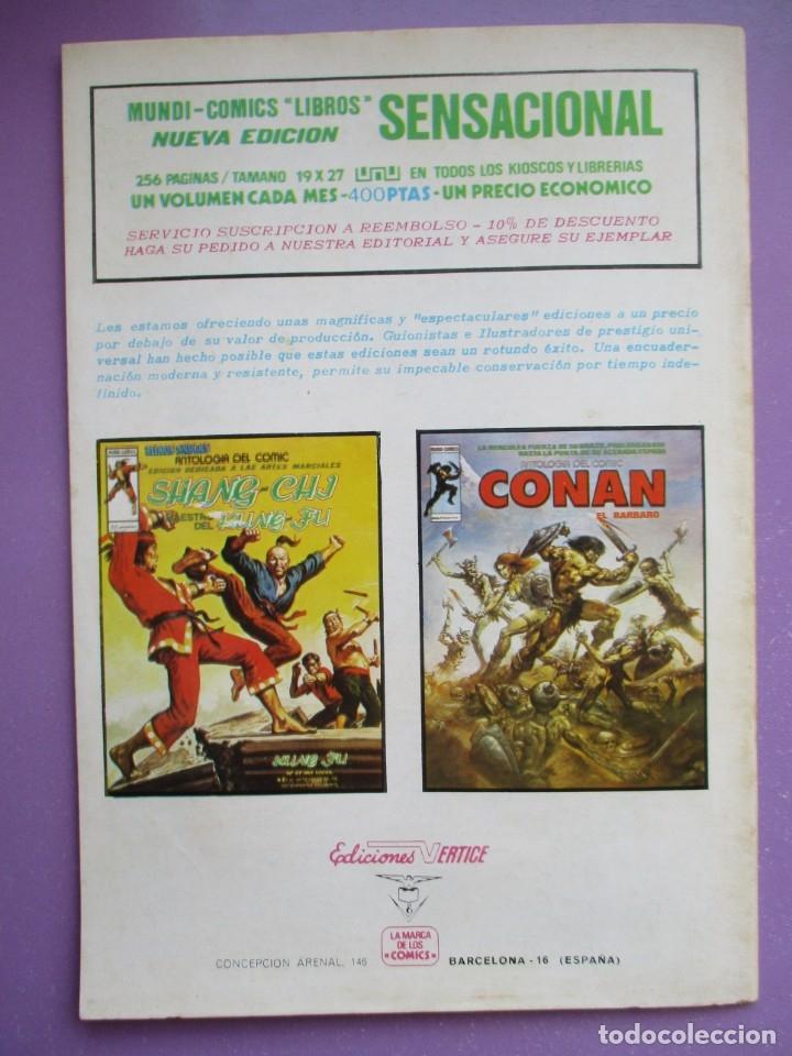 Cómics: SPIDERMAN VERTICE VOLUMEN 3 ¡¡¡¡ MUY BUEN ESTADO !!!! COLECCION COMPLETA - Foto 91 - 172252612