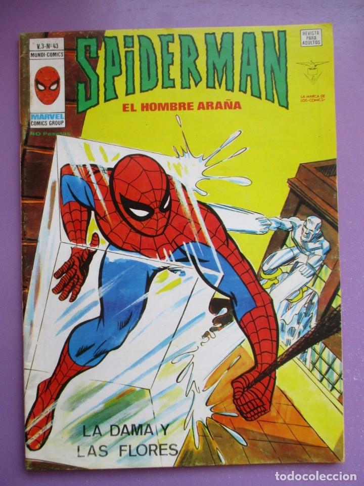 Cómics: SPIDERMAN VERTICE VOLUMEN 3 ¡¡¡¡ MUY BUEN ESTADO !!!! COLECCION COMPLETA - Foto 92 - 172252612