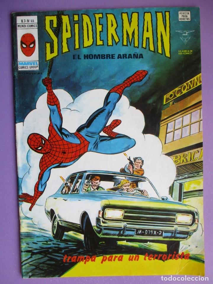 Cómics: SPIDERMAN VERTICE VOLUMEN 3 ¡¡¡¡ MUY BUEN ESTADO !!!! COLECCION COMPLETA - Foto 94 - 172252612