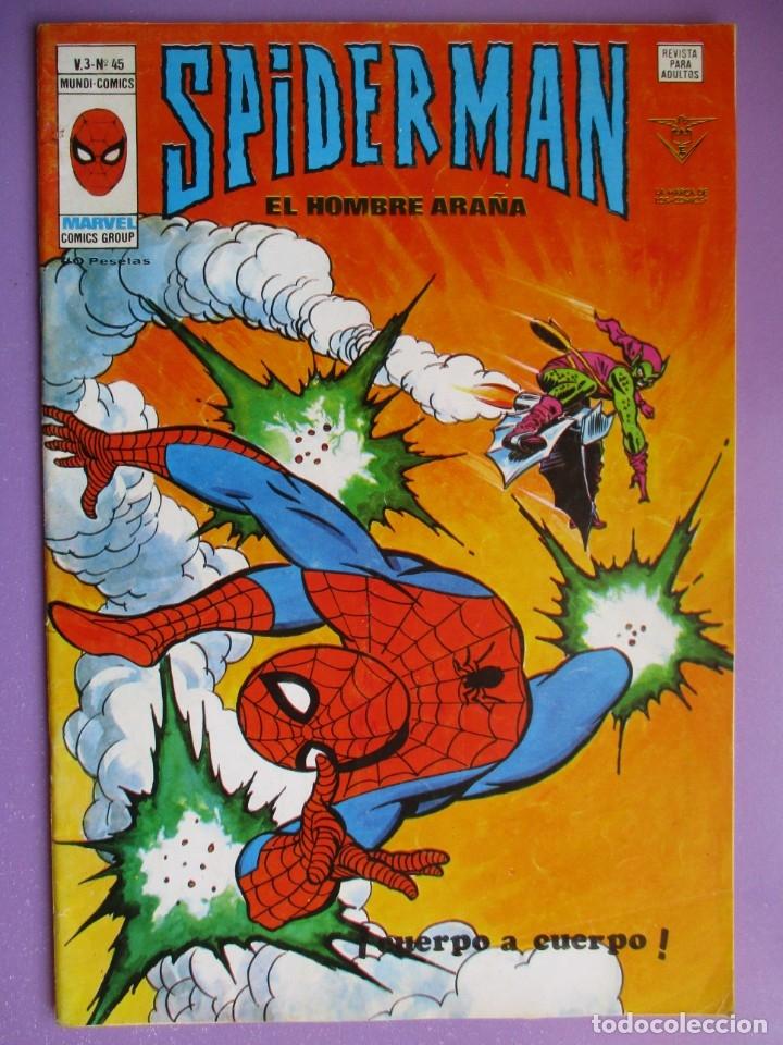 Cómics: SPIDERMAN VERTICE VOLUMEN 3 ¡¡¡¡ MUY BUEN ESTADO !!!! COLECCION COMPLETA - Foto 96 - 172252612