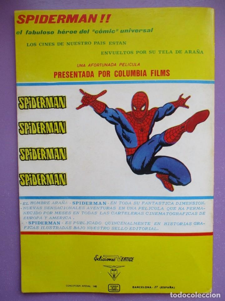 Cómics: SPIDERMAN VERTICE VOLUMEN 3 ¡¡¡¡ MUY BUEN ESTADO !!!! COLECCION COMPLETA - Foto 99 - 172252612