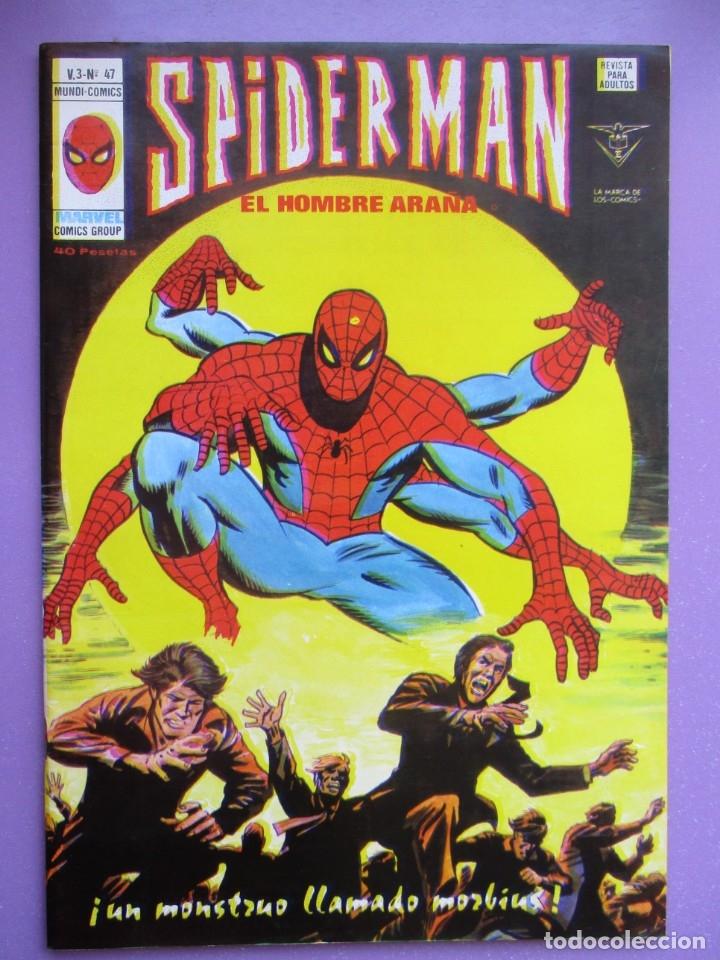 Cómics: SPIDERMAN VERTICE VOLUMEN 3 ¡¡¡¡ MUY BUEN ESTADO !!!! COLECCION COMPLETA - Foto 100 - 172252612